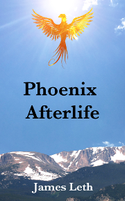 Phoenix Afterlife cover promo